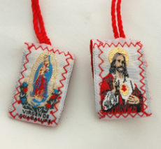 SCAPULAR SACRED HEART OF JESUS