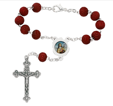 ST. THERESE AUTO ROSARY