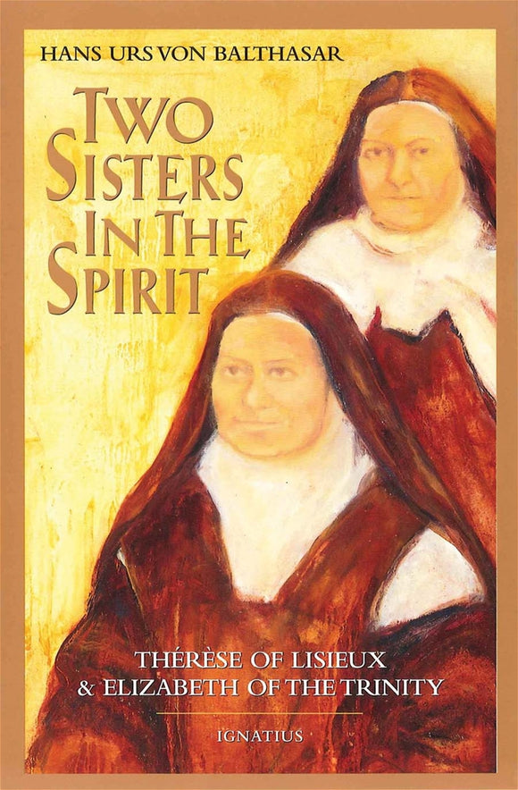 TWO SISTERS IN THE SPIRIT