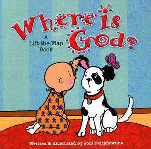 WHERE IS GOD? LIFT A FLAP BOOK