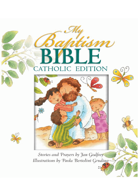 MY BAPTISM BIBLE