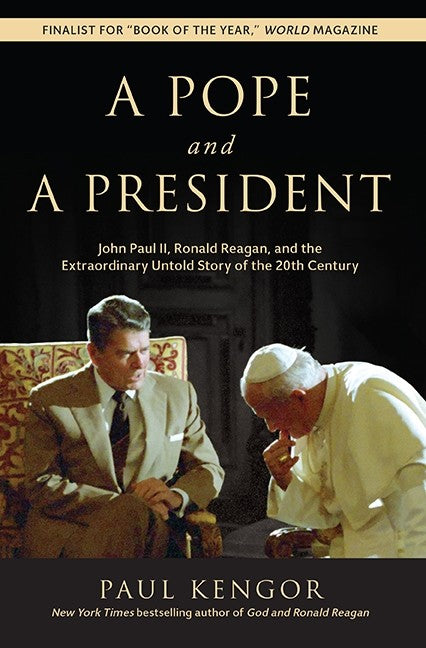 A POPE AND A PRESIDENT - HARDCOVER