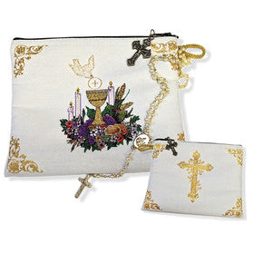 WHITE FIRST COMMUNION CASE