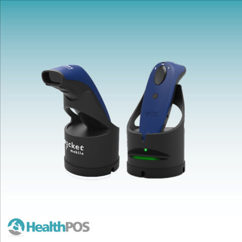 Socket Mobile Bluetooth Hand Scanner 1D/2D