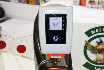 Multi Technology Ticketing Terminal