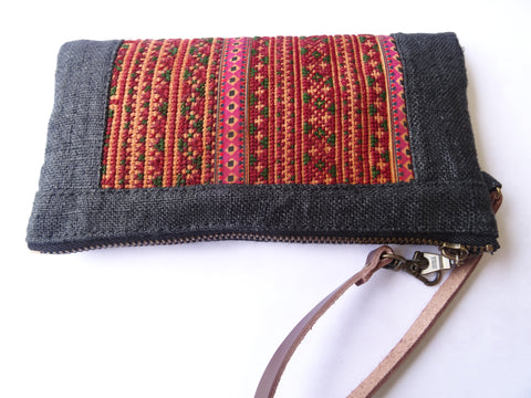 Hilltribe Purse