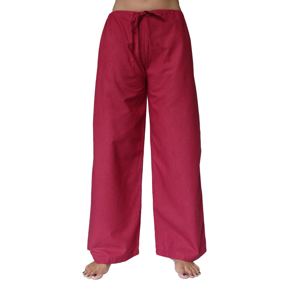 Drawstring Pants - Womens