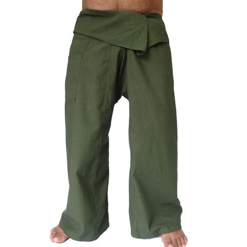 Fisherman Pants - Cotton
