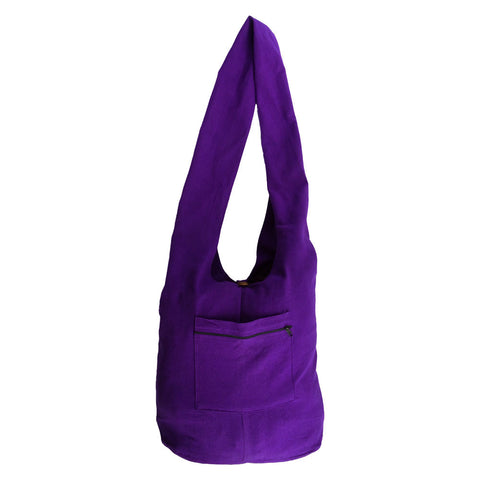 Sling Bag - Plain Cotton