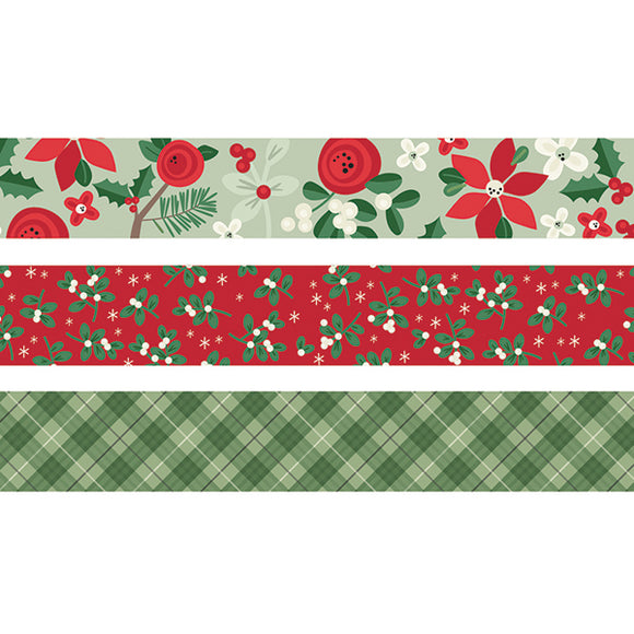 Simple Stories Washi Tape - Merry & Bright