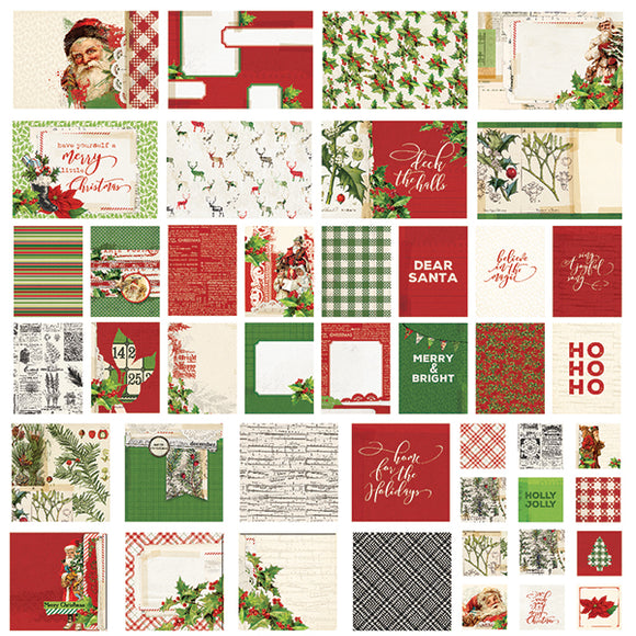 Simple Stories Snap Cards - Simple Vintage Christmas