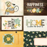 Simple Stories Cut-Outs - Spring Farmhouse - 4x6 Elements