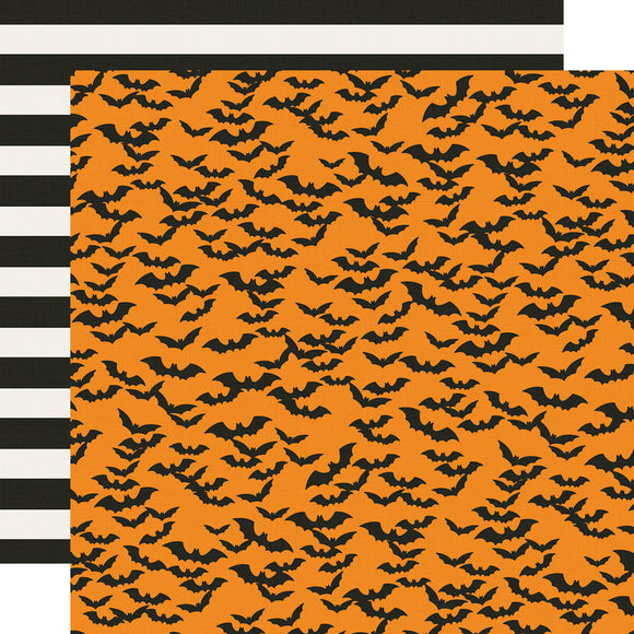 Simple Stories Papers - Say Cheese Halloween - Frankly Frightful - 2 Sheets