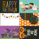 Simple Stories Cut-Outs - Say Cheese Halloween - 4x6 Elements
