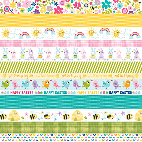 Bella Blvd Cut-Outs - Sweet Sweet Spring - Borders