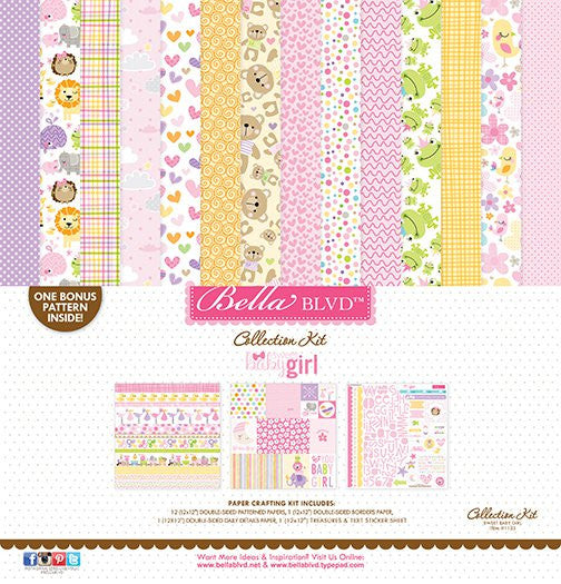 Bella Blvd Collection Kit - Sweet Baby Girl