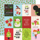 Simple Stories Cut-Outs - Say Cheese Christmas - 3x4 Elements