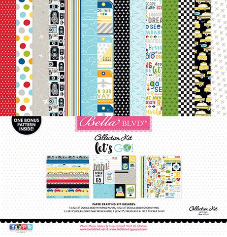 Bella Blvd Collection Kit - Let's Go