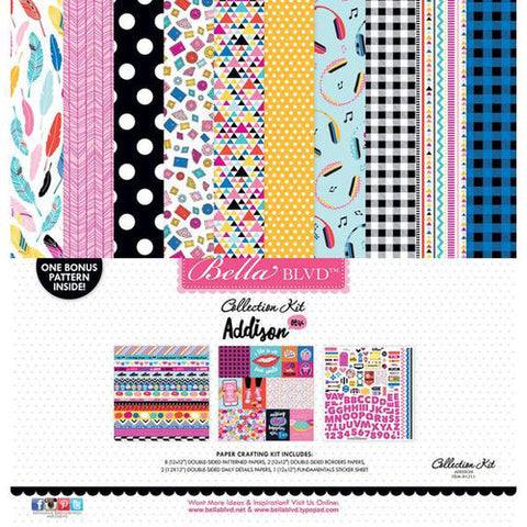 Bella Blvd Collection Kit - Addison