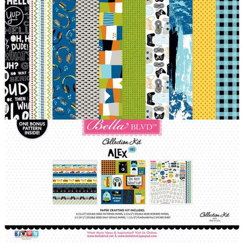 Bella Blvd Collection Kit - Alex