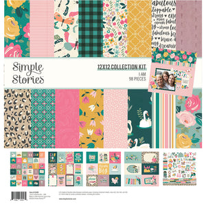 Simple Stories Collection Kit - I AM