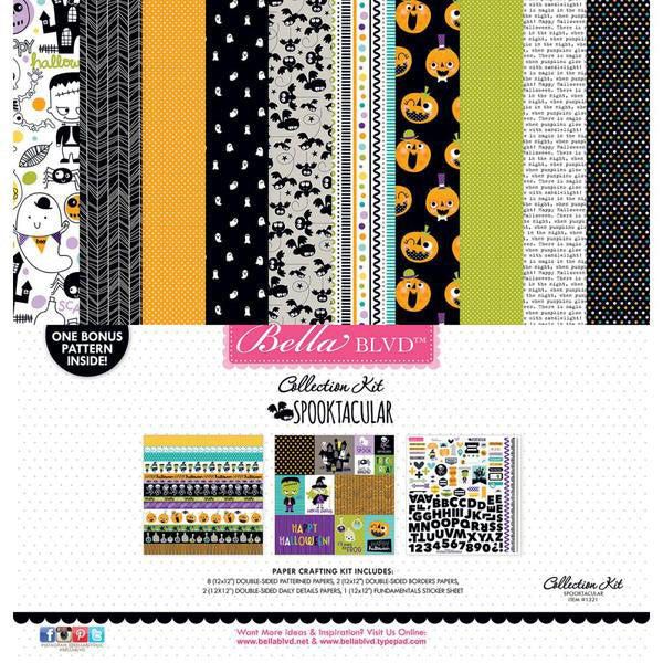 Bella Blvd Collection Kit - Spooktacular