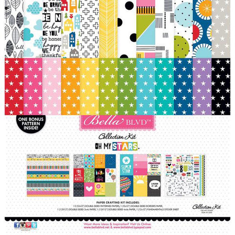 Bella Blvd Collection Kit - Oh My Stars