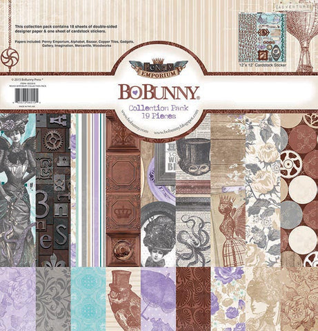Bo Bunny Collection Kit - Penny Emporium