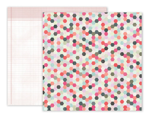 Pink Paislee Papers - Take Me Away - 22 - Two Sheets