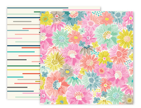 Pink Paislee Papers - Turn the Page - 02 - Two Sheets