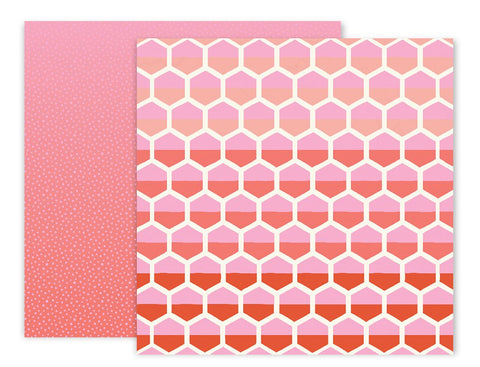 Pink Paislee Papers - Turn the Page - 08 - Two Sheets