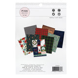 Pink Paislee 6x8 Paper Pad - Together for Christmas