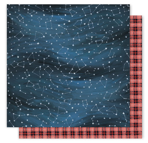 1Canoe2 Papers - Creekside - Night Sky - 2 Sheets