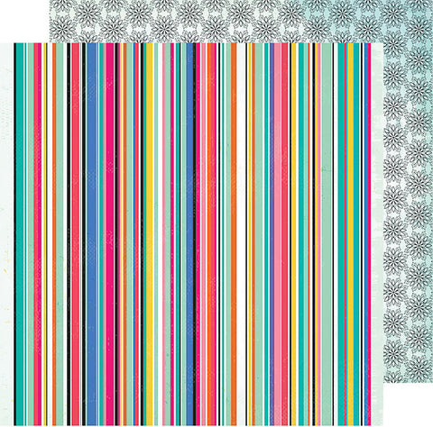 Vicki Boutin Papers - All the Good Things - Happy Thoughts - 2 Sheets