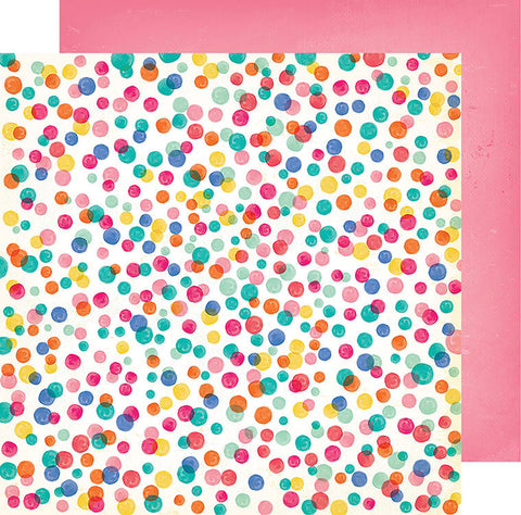 Vicki Boutin Papers - All the Good Things - Pop of Color - 2 Sheets