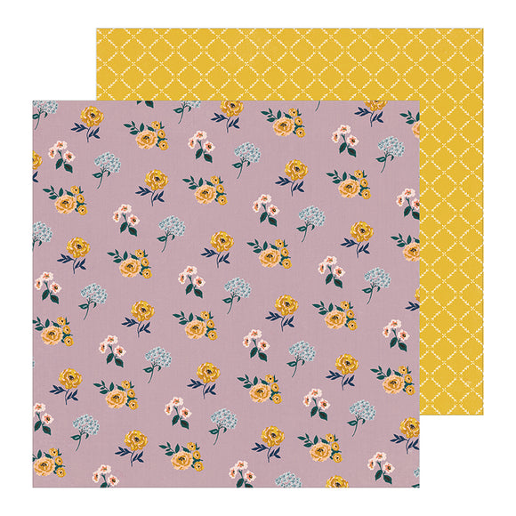 Crate Paper Papers - Maggie Holmes - Heritage - Elise - 2 Sheets