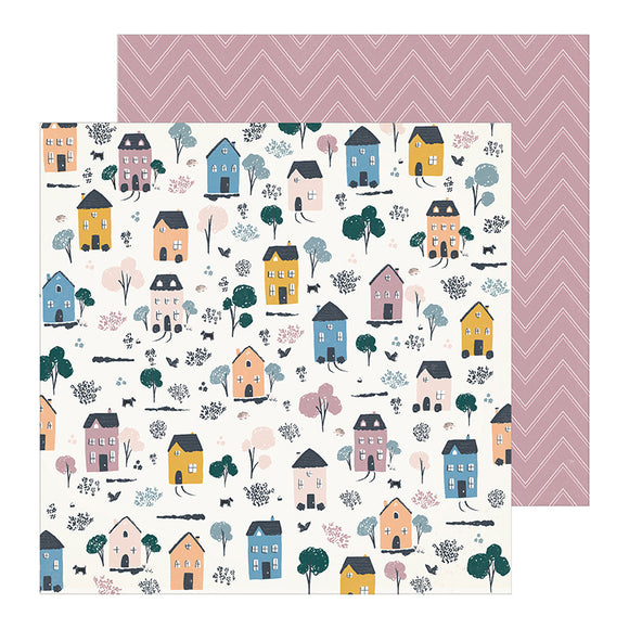 Crate Paper Papers - Maggie Holmes - Heritage - Homestead - 2 Sheets