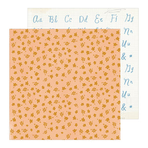 Crate Paper Papers - Maggie Holmes - Heritage - Daughter - 2 Sheets