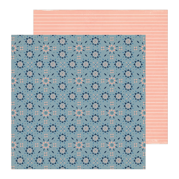 Crate Paper Papers - Maggie Holmes - Heritage - Grandma - 2 Sheets