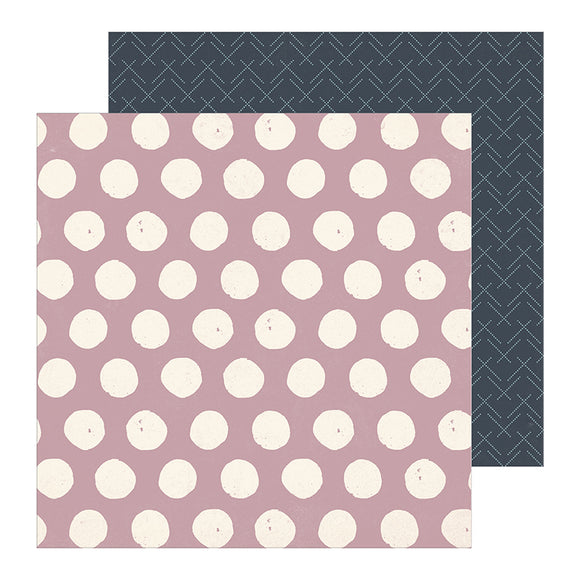 Crate Paper Papers - Maggie Holmes - Heritage - Genuine - 2 Sheets