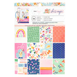 American Crafts 6x8 Paper Pad - Dear Lizzy - She's Magic