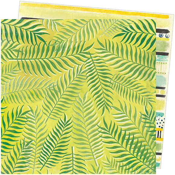 Vicki Boutin Papers - Let's Wander - Escape - 2 Sheets
