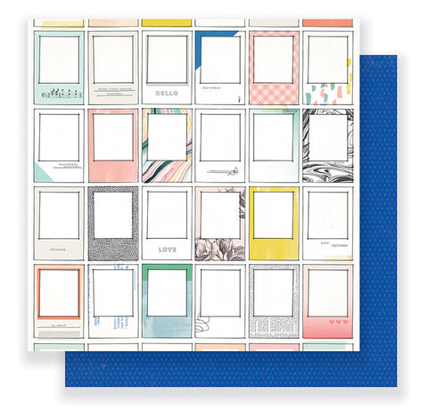 Crate Paper Papers - Gather - Moments - 2 Sheets
