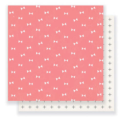 Crate Paper Papers - Gather - Blush - 2 Sheets