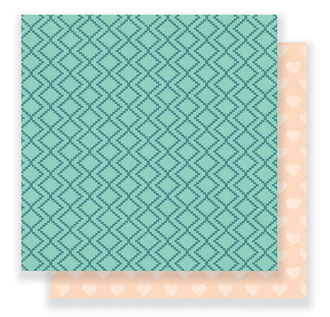 Crate Paper Papers - Gather - Magical - 2 Sheets