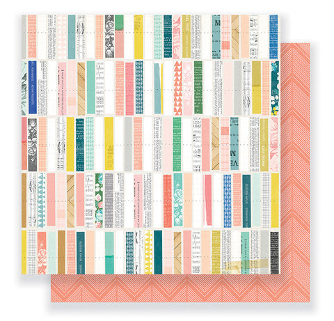 Crate Paper Papers - Gather - Details - 2 Sheets