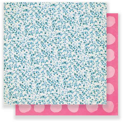 Crate Paper Papers - Maggie Holmes - Chasing Dreams - Delicate - 2 Sheets
