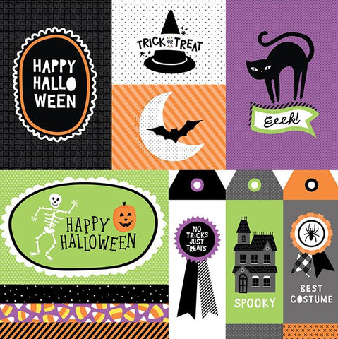 American Crafts Cut-Outs - Halloween - Jeepers Creepers