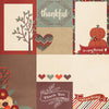 Simple Stories Papers - Sweater Weather - 3x4 & 4x6 Journaling Cards - 2 Sheets