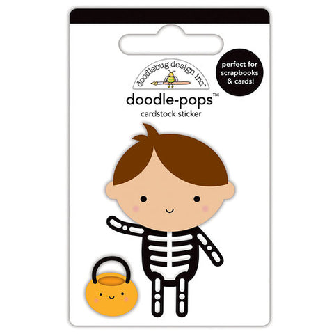 Doodlebug Design Mini Doodle-Pops - X-Ray